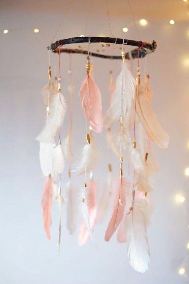 16 DIY Easy Boho Crafts for Your Boho Chic Room images