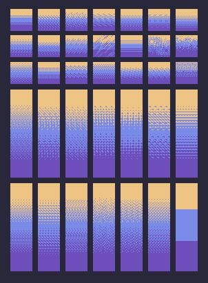 pixel art dither