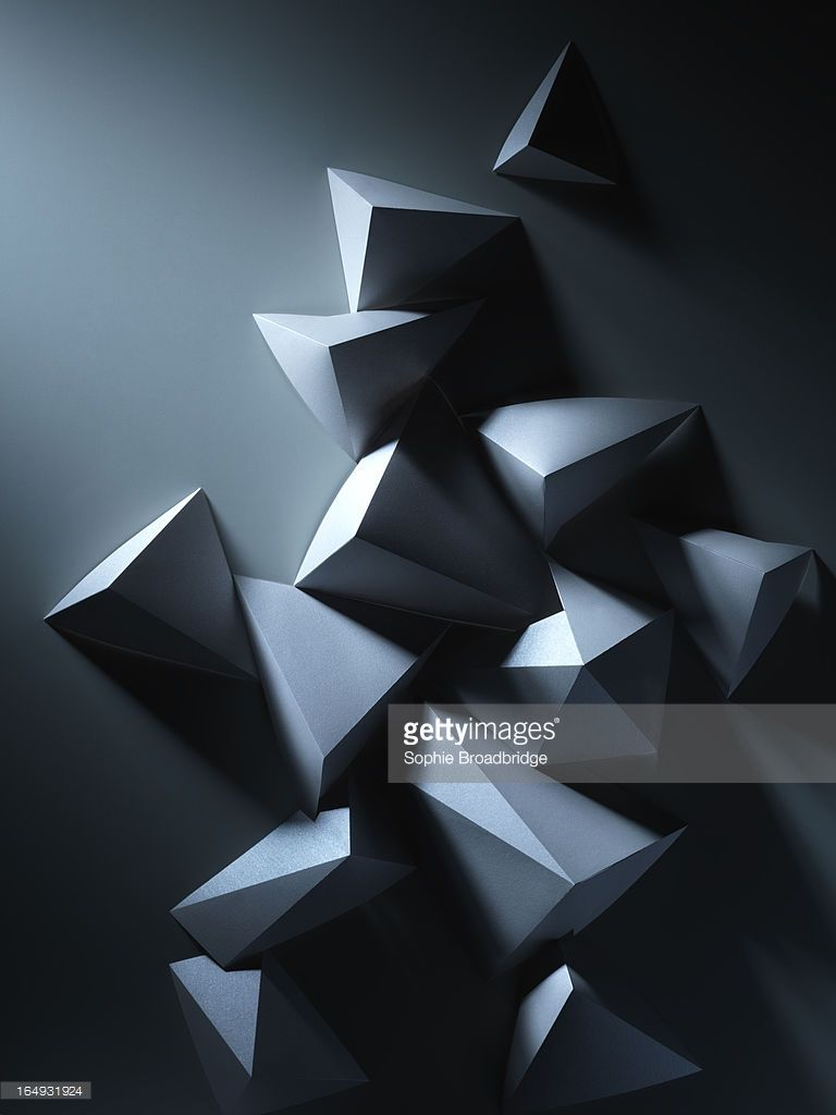 Overhead shot of paper composition shapes touching or interlocking. Directional lighting studio shot & Overhead shot of paper composition shapes touching or ... azcodes.com