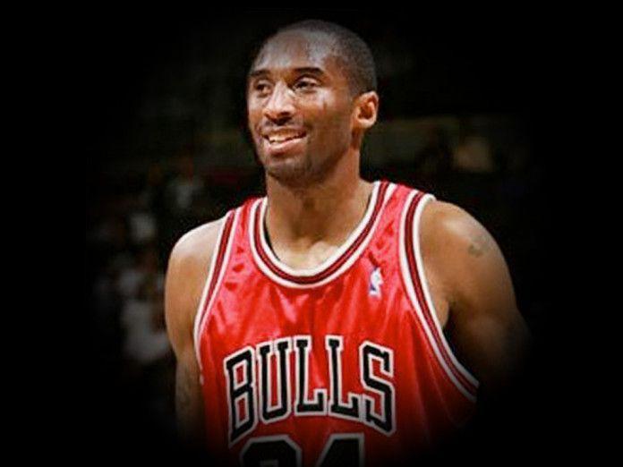 best loved f375b 861a5 Kobe Bryant Bulls | Chicago sports | Kobe bryant, Kobe, Luol ...