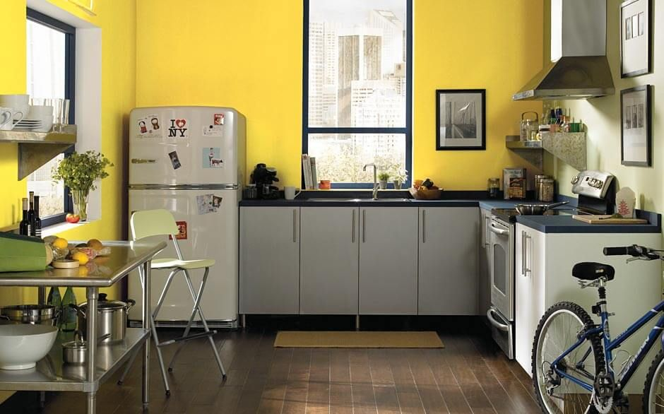 Kitchen Paint Color Selector The Home Depot White