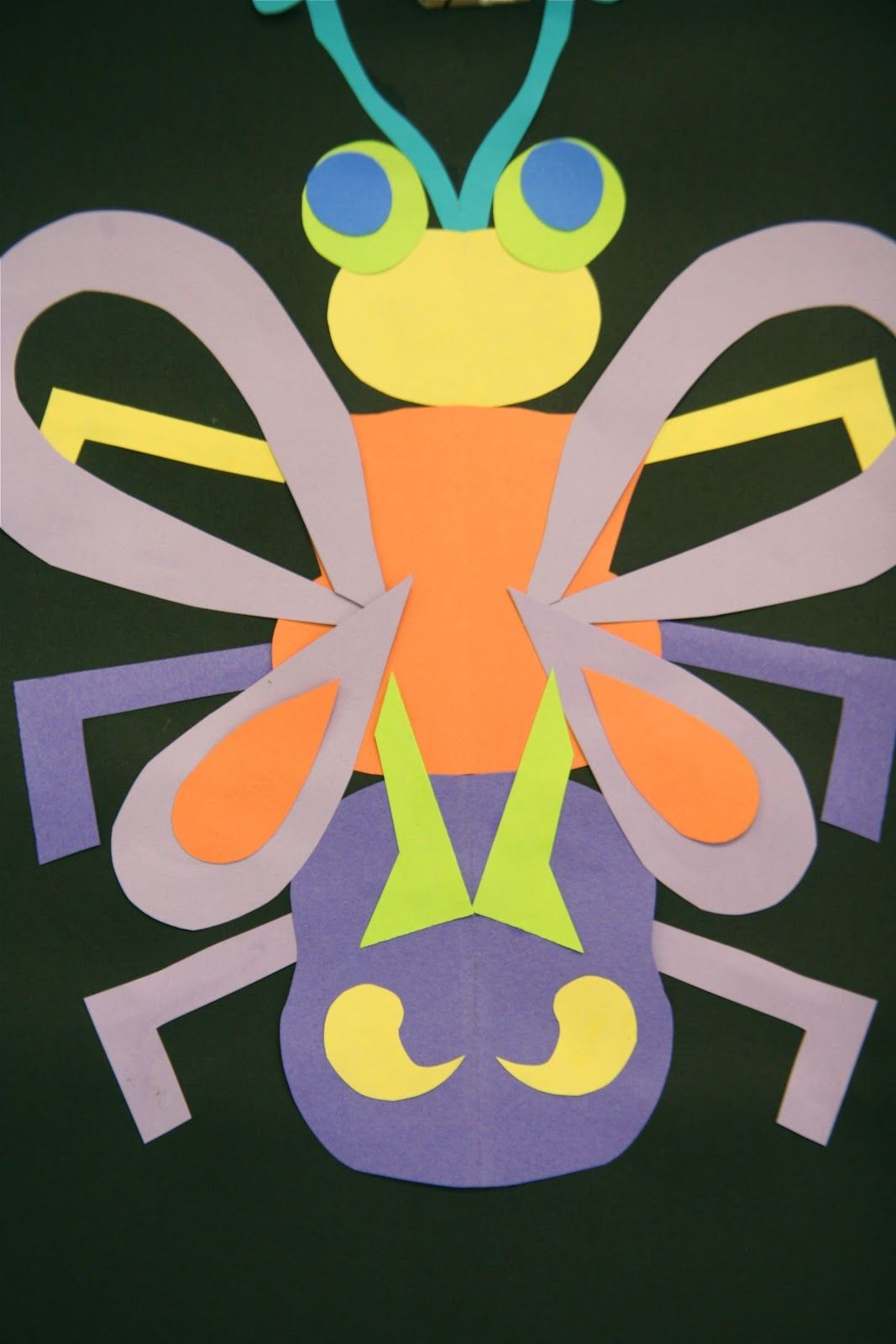 Splish Splash Splatter Symmetrical Bugs