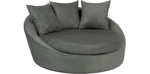 Round Sofa, Round Sofa Design, Stereo Speaker System, Home Theater  Entertainment, Build