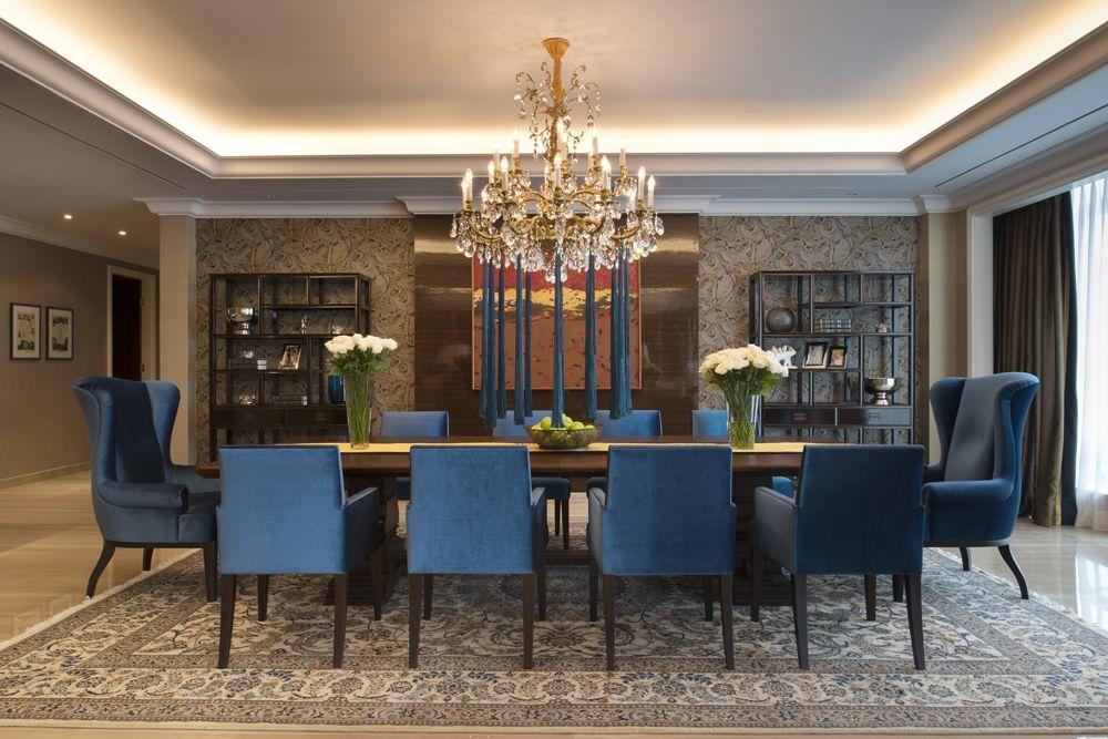 Apartment Jakarta Indonesia Interior Design By Sammy Hendramianto