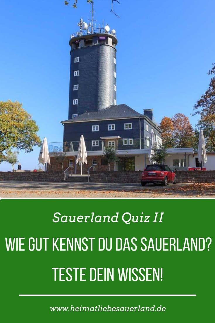 Sauerland zum kennenlernen