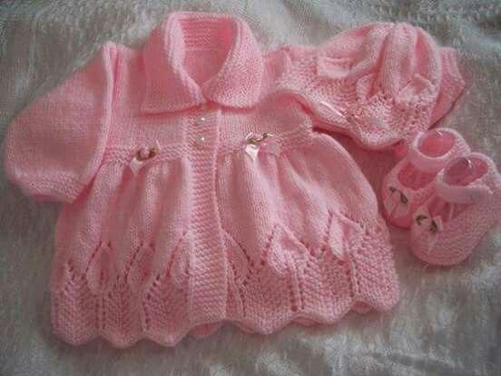 Chompita rosa | tejido de bebé | Pinterest | Rosas