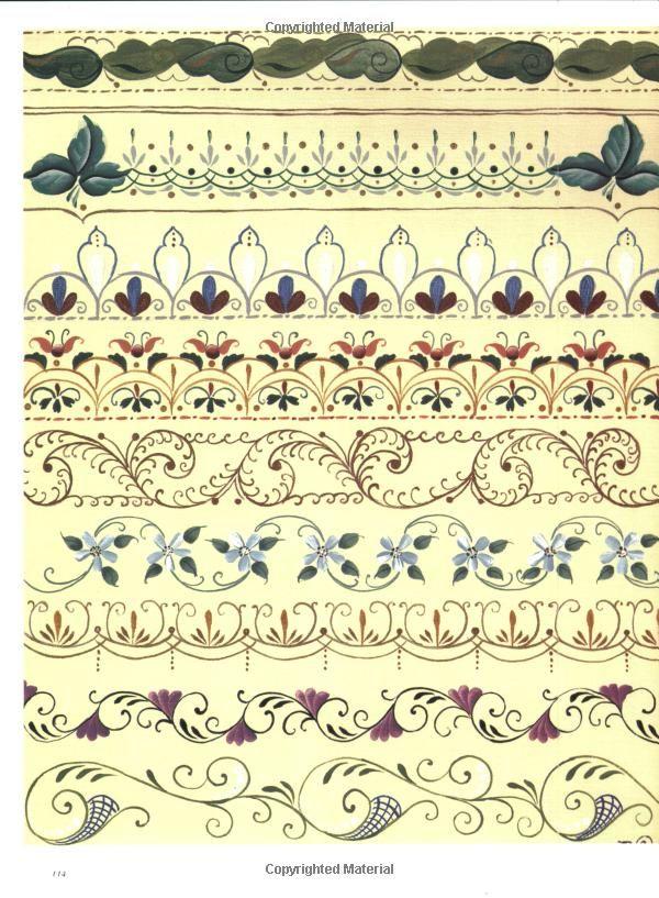 Borders from The Big Book of Decorative Borders: Jodie Bushman ...