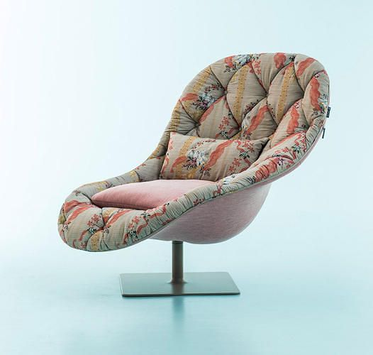 An Unlikely Mash-Up Combines Mid-Century Modernism With Louis XVI | Co.Design | business + design