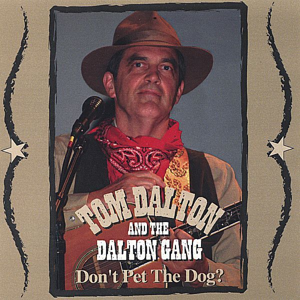 Tom & The Dalton Gang Dalton - Don't Pet The Dog, Green