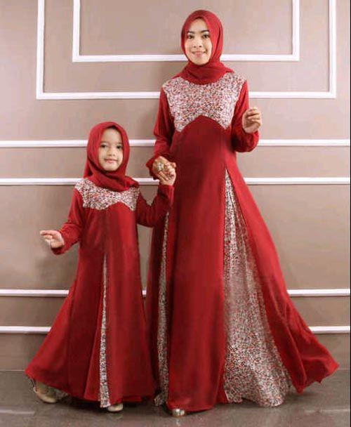 Baju Batik Anak Muslim: Pin By UltraUpdates On Hijab Girls