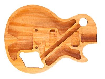 Chambered weight relief les paul guitar design pinterest les chambered weight relief les paul cheapraybanclubmaster Choice Image