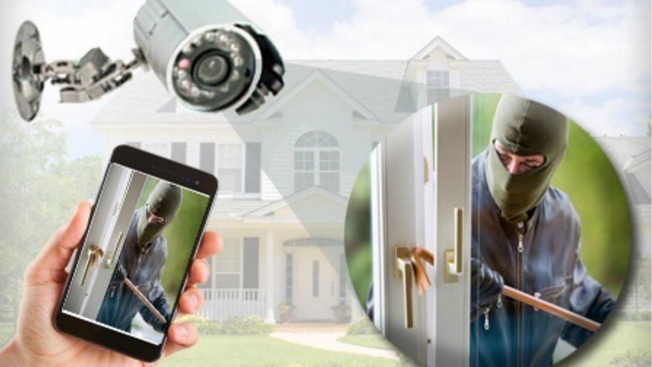 Home Security Systems Are Not Only Able To Protect Your Home And Family From A B Home Security Systems Best Home Security System Wireless Home Security Systems