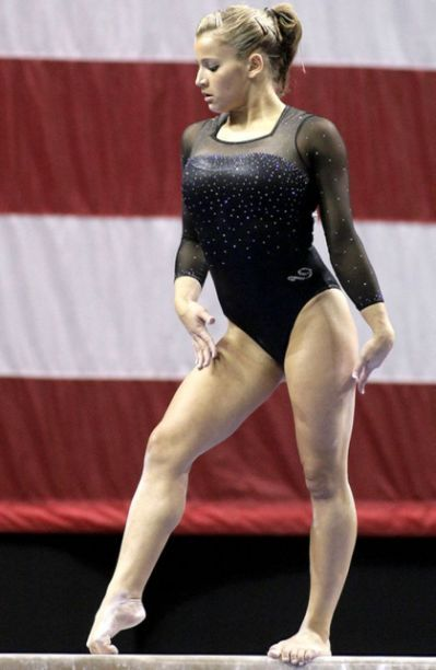 Alicia Sacramone Nude Photos 46