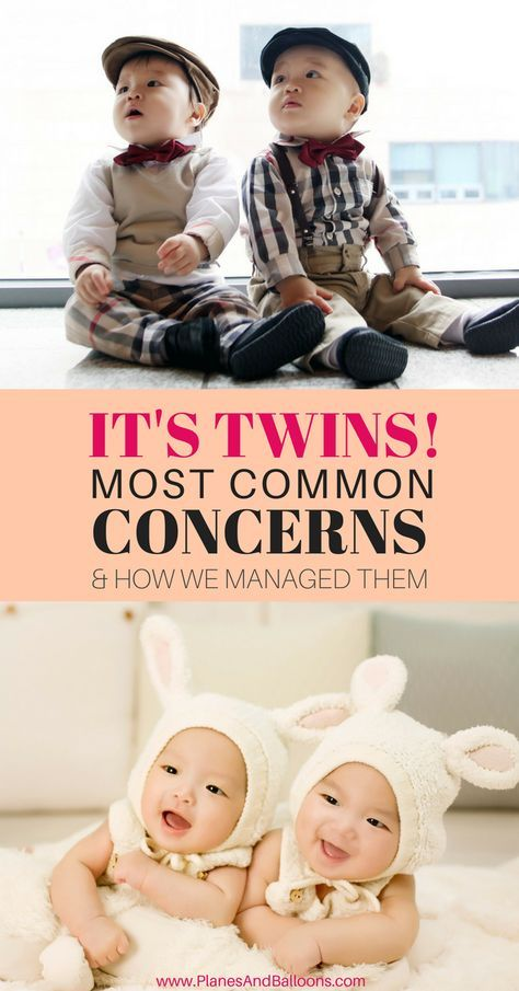 Twins pregnancy tips to overcome common twins misconceptions leave the worries behind and relax
