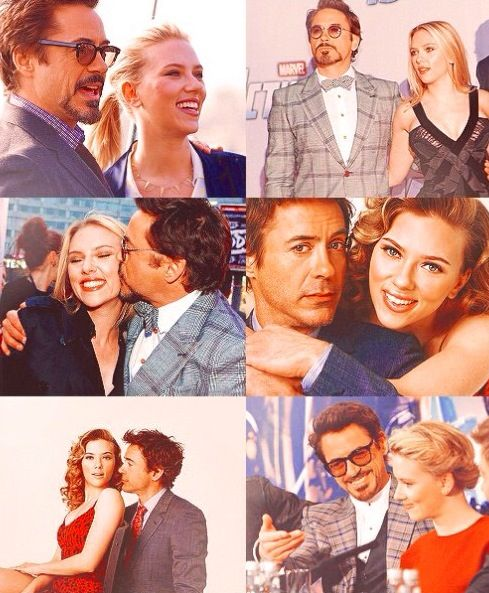 Robert & Scarlett