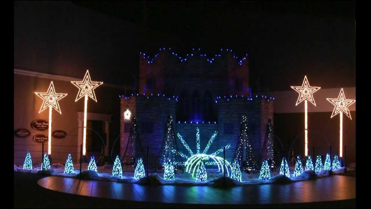 Pin On Amazing Christmas Light Shows