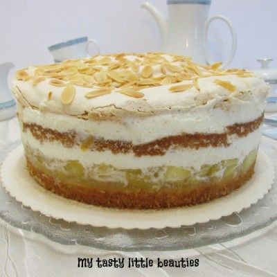 Traumhafte Apfeltorte – My tasty little beauties