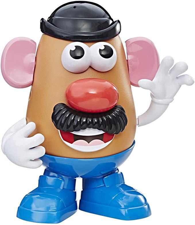 Amazon Com Playskool Mr Potato Head Hasbro Toys Games Best Toddler Toys Potato Heads Classic Toys