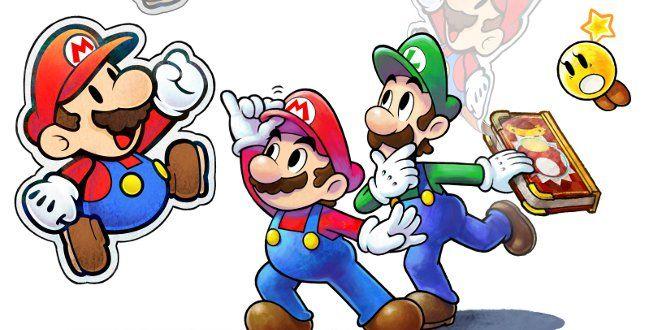 Mario Luigi Paper Jam Review Old Yet New Gaming