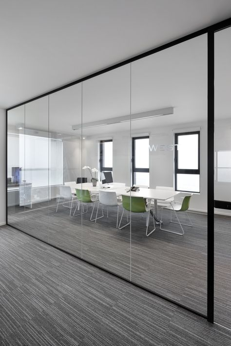Exceptionnel Modern Office Interior Glass Partitions   Google Search
