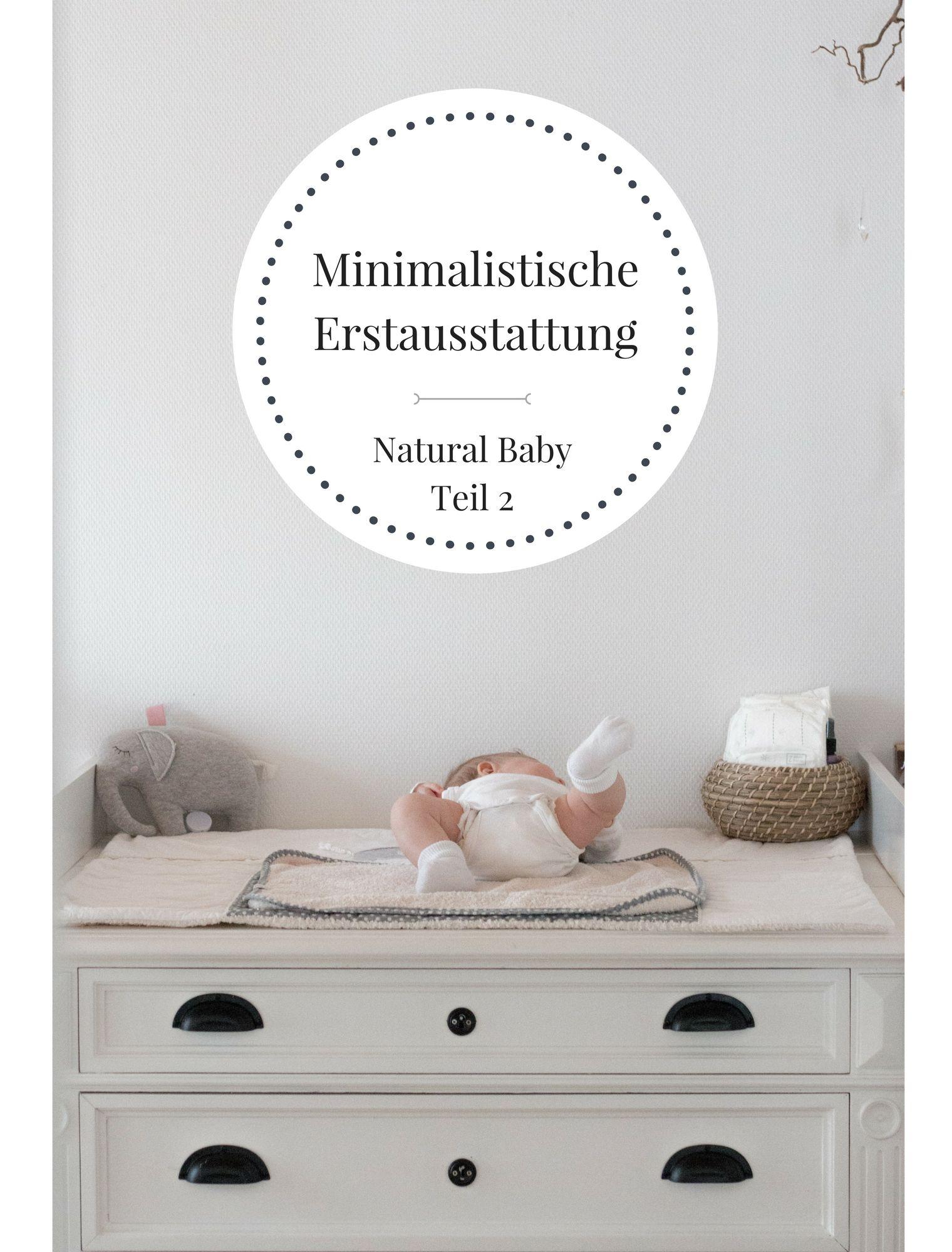 minimalistische erstausstattung natural baby flowers on my plate baby natural baby baby. Black Bedroom Furniture Sets. Home Design Ideas