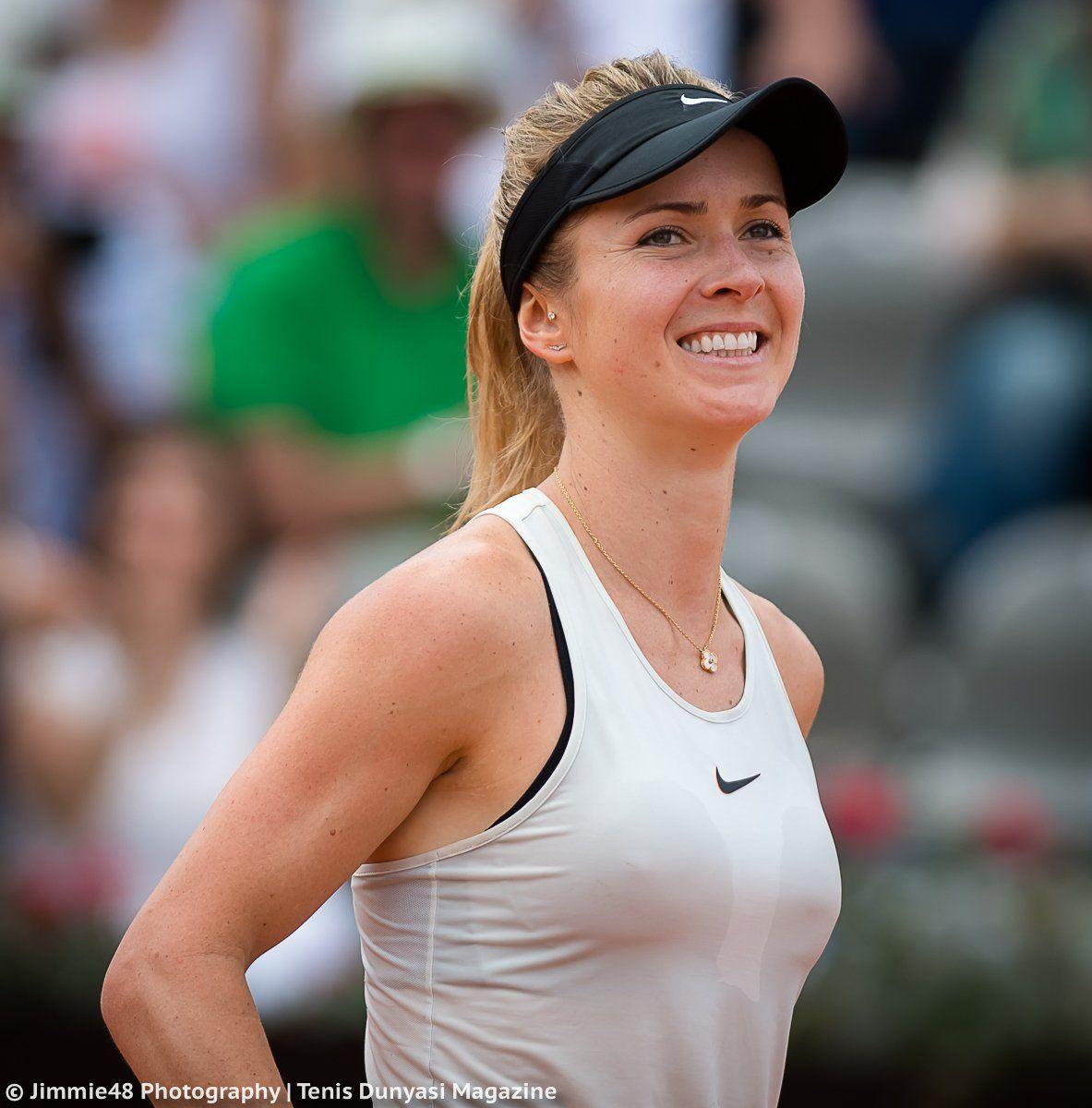 Elina Svitolina | Tennis players female, Female athletes, Sports celebrities