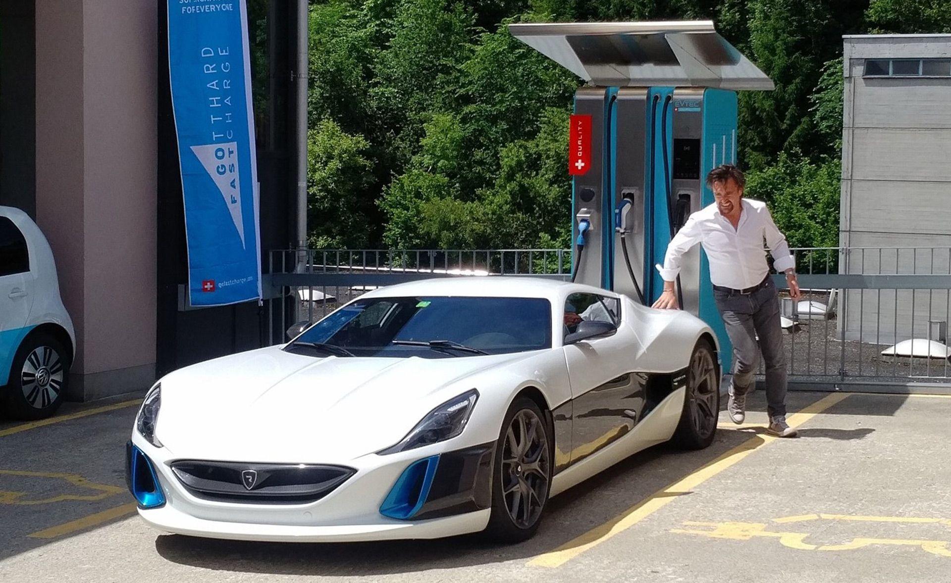 Rimac Provides More Details On Richard Hammond S Crash Hammond Electric Cars Car Culture