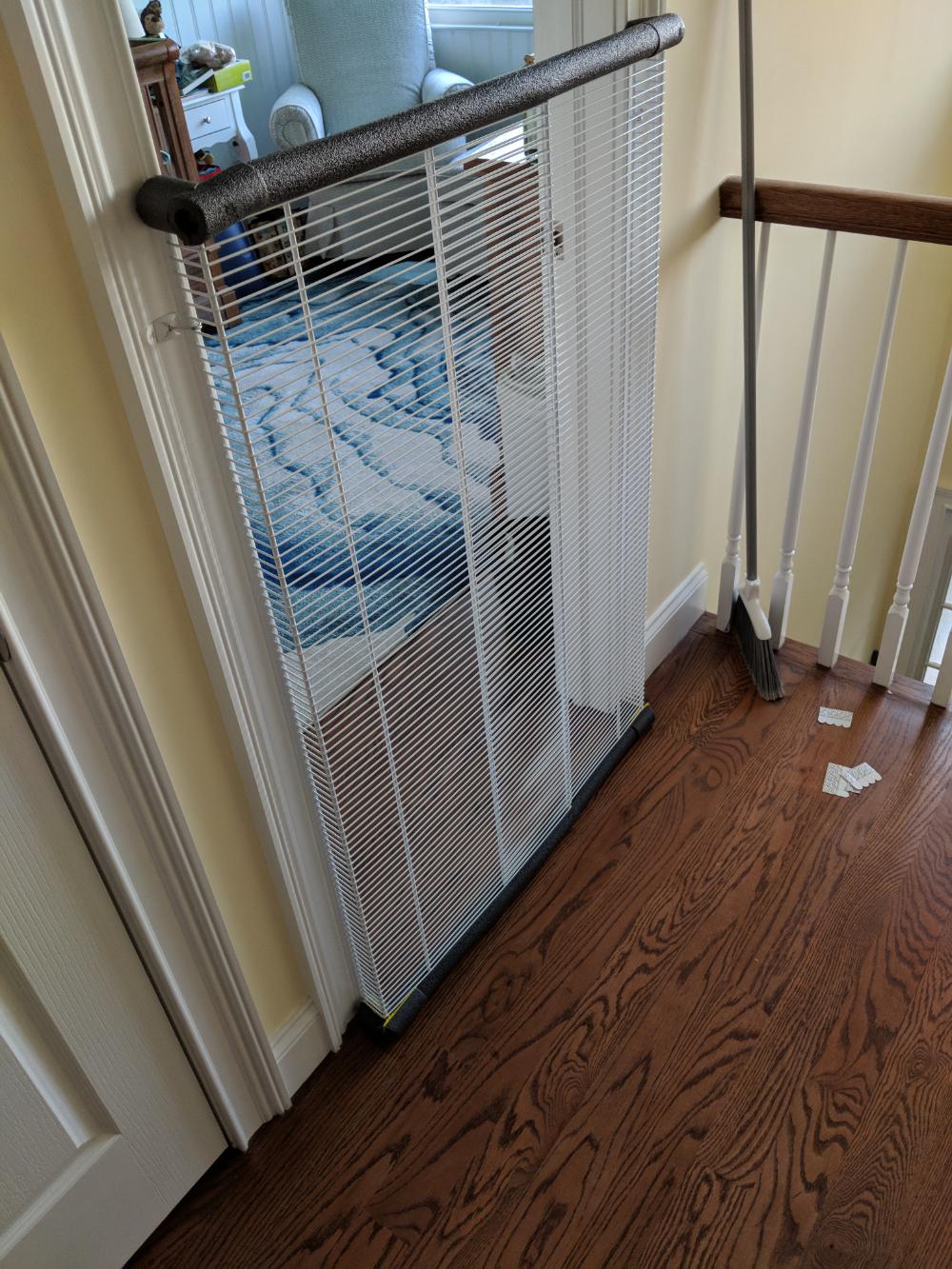 Custom Baby/Pet/Cat Gate (With images) Cat gate, Diy dog
