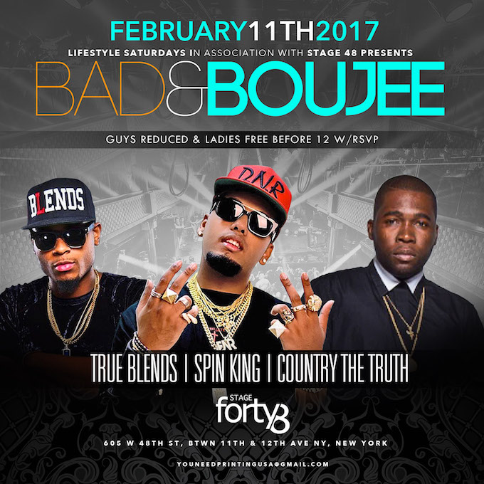 Bad & Boujee - http://fullofevents.com/newyork/event/bad-boujee/