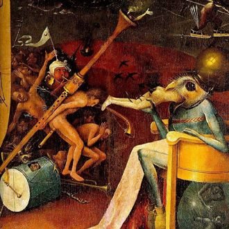 Hieronymus Bosch: The Garden of Earthly Delight (c. 1504 ...