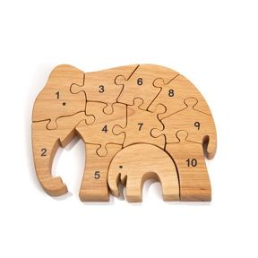 Counting Elephant Puzzle