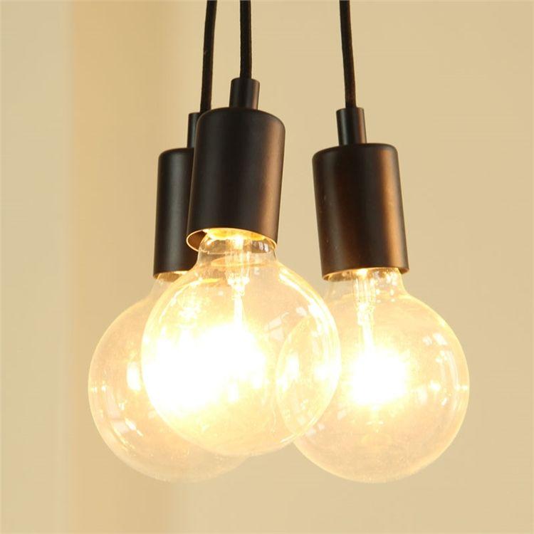 ミニペンダントライト 天井照明 北欧照明器具 電球特集 1灯 3灯 画像