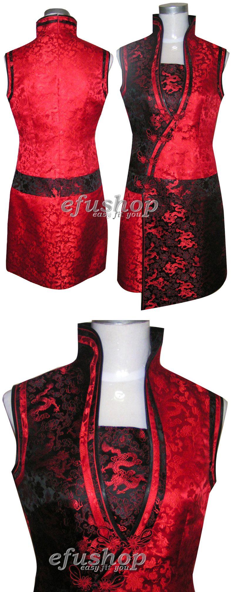 Harley quinn looking qipao chinese fashion modern pinterest