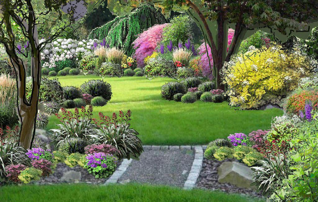 Sielskie Zycie W Ogrodzie Latem Szukaj W Google Garden Inspiration Plants Backyard
