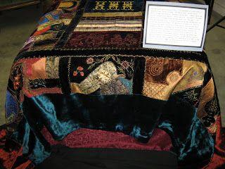 antique crazy quilt | quilts | Pinterest | Crazy quilting ... : crazy quilt definition - Adamdwight.com