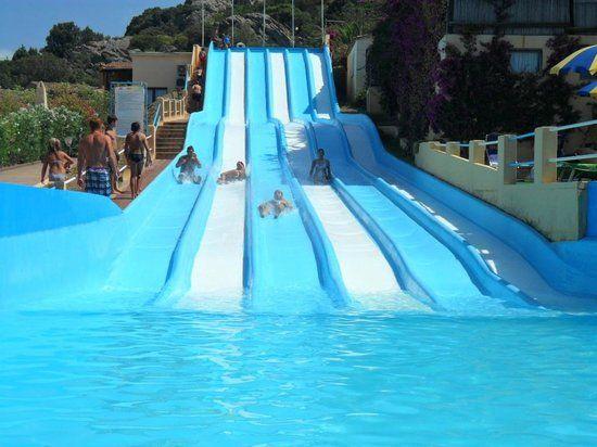 Aquadream Waterpark Baia Sardinia Sardinia Sardinia Hotels Hotel