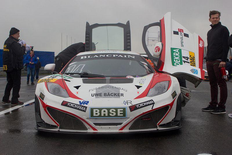 140510 10 Adac Gt Masters Circuitpark Zandvoort Mrs Gt Racing Marko Asmer Florian Spengler Mclaren Mp4 12c Gt3