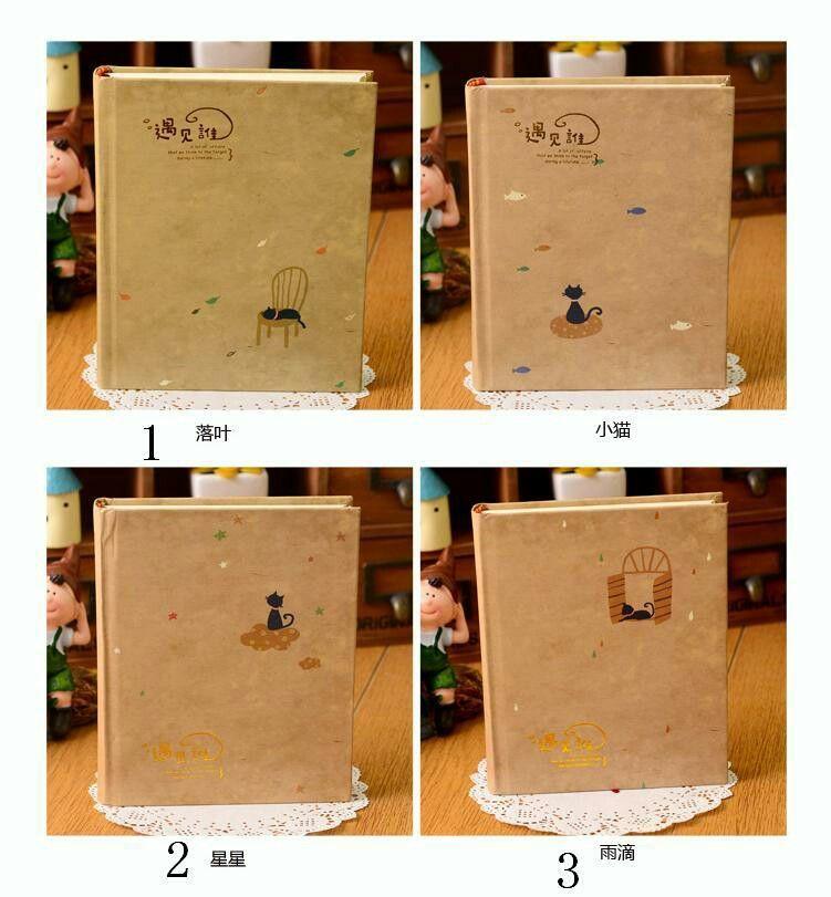 Printed Notebook