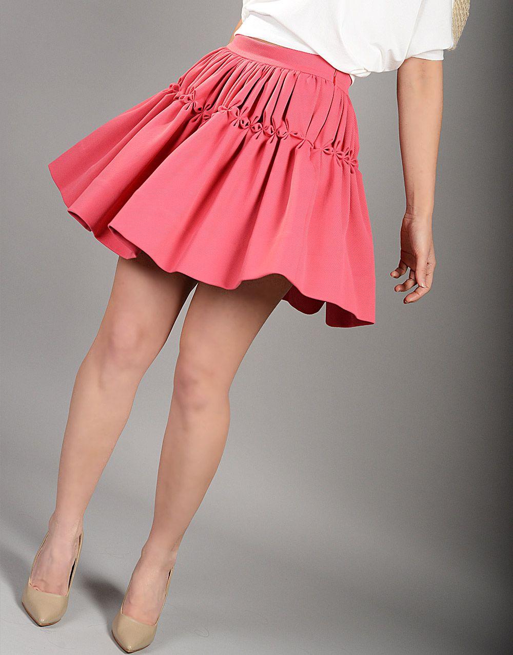 Mini skirts loose Pleated Skirt Retro Skirt Pink Skirt A Line Skirt Etsy In 2021 Retro Skirt Pink Skirt Plus Size Mini Skirts