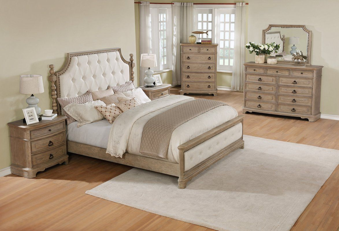 Pennington Platform 6 Piece Bedroom Set