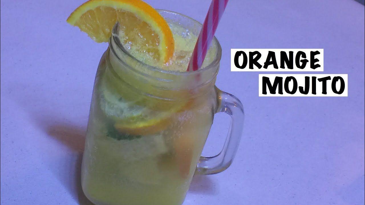 Refreshing Mock Tail Drink