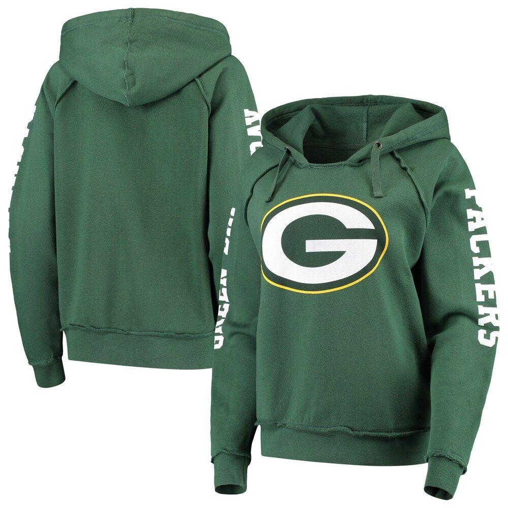 NFL Green Bay Packers Fleece Jacket Mens Hoodie Top Official Product
