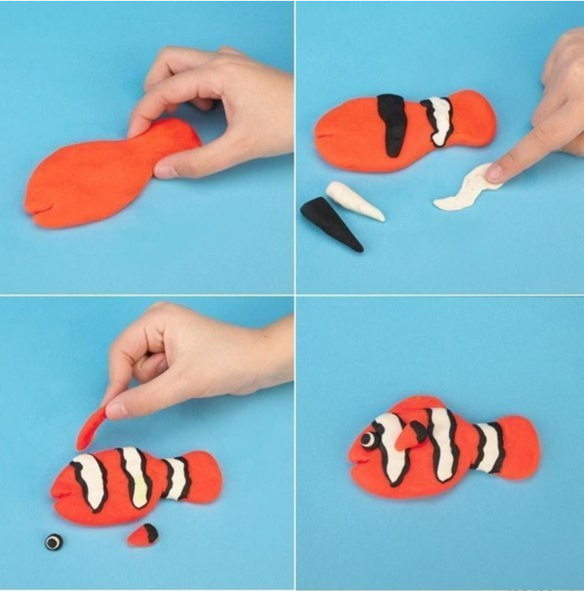 Arts and crafts of plasticine for children do it yourself arts and crafts of plasticine for children do it yourself solutioingenieria Choice Image