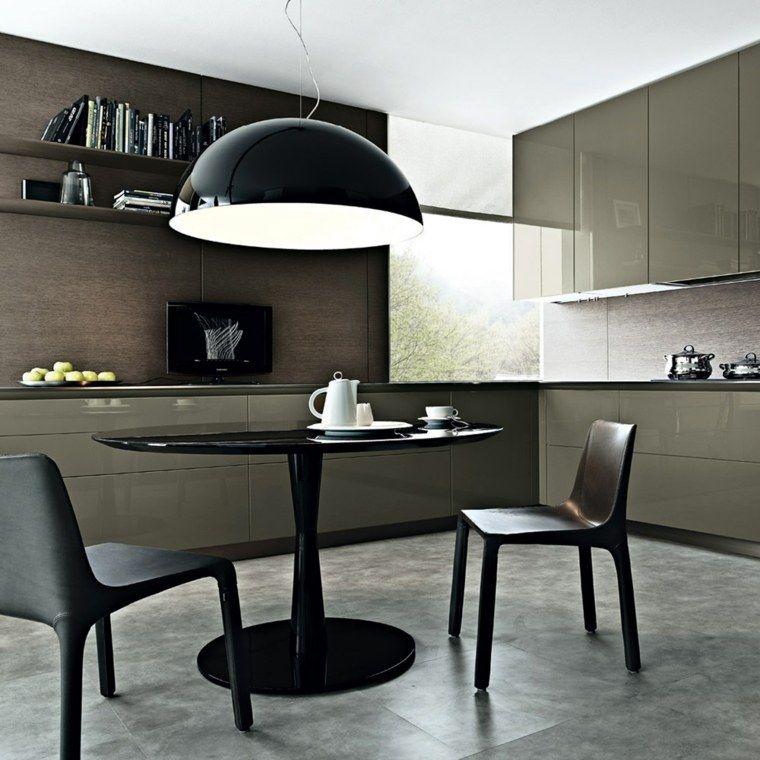 Decoración de interiores cocinas modernas con estilo | Cocina ...
