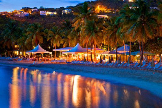 St John Hotel Us Virgin Islands Resorts The Westin Resort