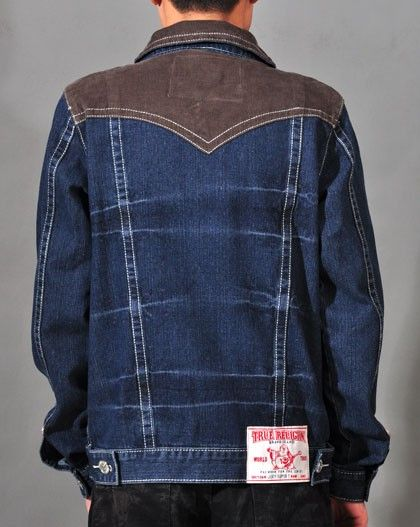 True Religion Denim Jackets Men 12079 | Style | Apparel | Outgear
