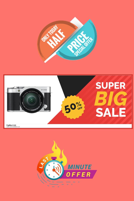 11 Best Fujifilm X A3 Black Friday Deals Coupons 2020 In 2020 Black Friday Cyber Monday Deals Fujifilm