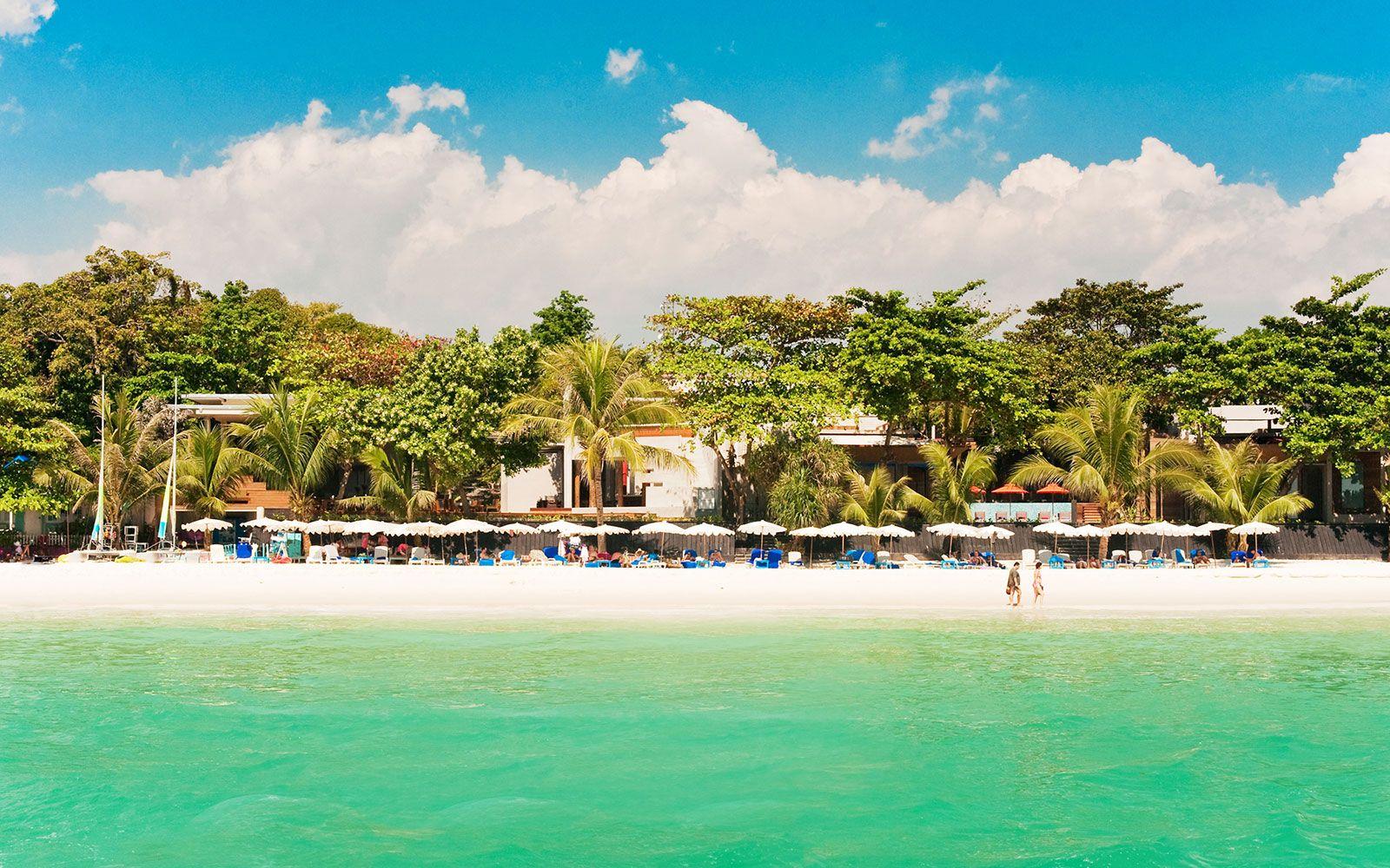 Samed Resorts Sai Kaew Beach Resort On Samet Island