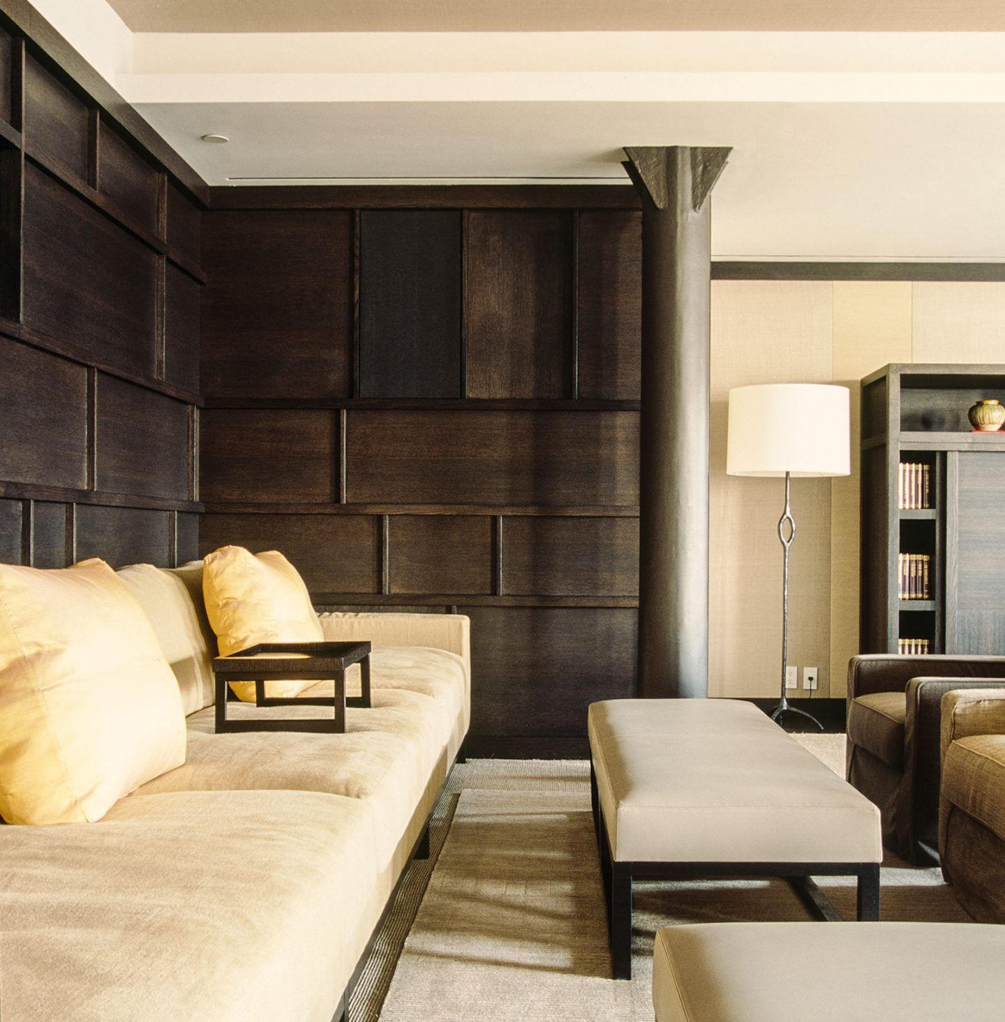 Living Room Furniture Nyc: Résidences Privées