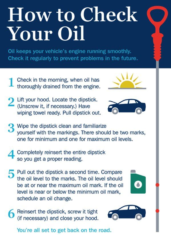 It S Important To Keep Your Eye On Your Oil Levels To Ensure A